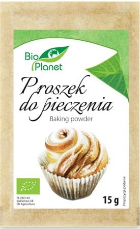 Bio Planet Proszek do Pieczenia BIO