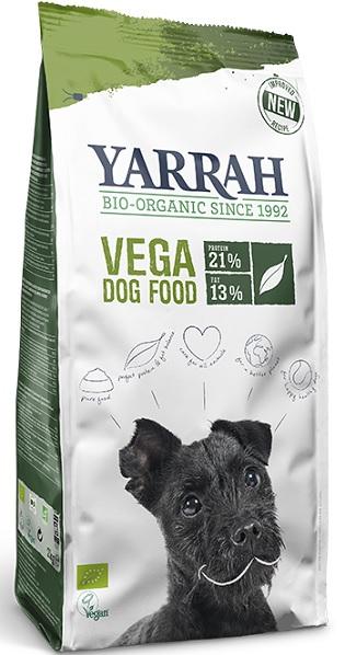 Yarrah Karma dla Psa Vege z dodatkiem baobabu i oleju kokosowego EKO