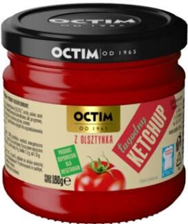 Octim Ketchup Łagodny z Olsztynka