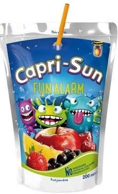 Capri-Sun Fun Alarm Napój wieloowocowy
