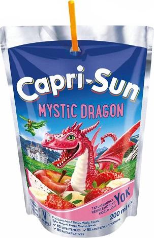 Capri-Sun Mystic Dragon Napój wieloowocowy