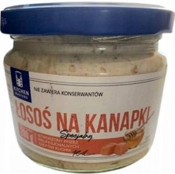 Kitchen Sos Łosoś na kanapki Specjalny