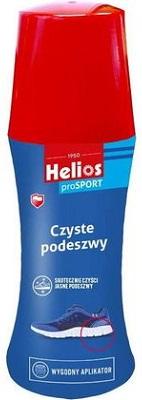 Helios Czyste Podeszwy Skutecznie  czyści jasne podeszwy, wygodny aplikator