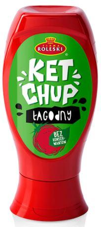 Roleski Ketchup Łagodny NOWOŚĆ