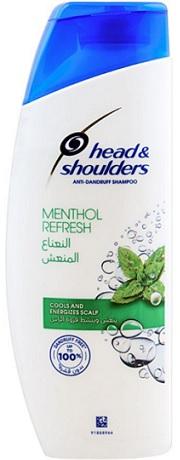 Head&shoulders Szampon do włosów Przeciwłupieżowy Mentol Fresh