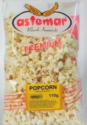 Astemar Popcorn prażona kukurydza