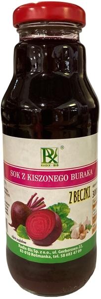 Radix-Bis sok z kiszonego buraka z beczki