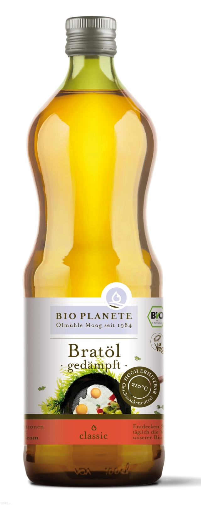 Bio Planete Ekologiczny Olej Do gotowania i smażenia