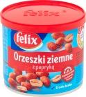 Felix orzeszki ziemne z papryką