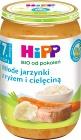 HiPP Młode jarzynki z ryżem