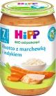 HiPP risotto z marchewką