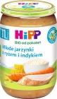 HiPP młode jarzynki z indykiem