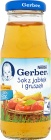 Gerber sok 100%  z jabłek