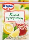 Dr.Oetker kwas cytrynowy