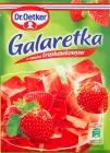 Dr.Oetker galaretka  truskawkowa