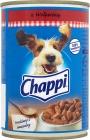 Chappi - mięsne kawałki w sosie,