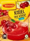 Winiary kisiel z cukrem  wiśniowy