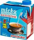 SM Gostyń mleko skondensowane