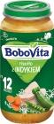BoboVita obiadek  risotto
