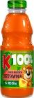 Kubuś sok  marchew - brzoskwinia