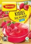 Winiary kisiel z cukrem  malinowy