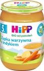 HiPP zupka warzywna z indykiem