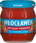 Włocławek ketchup słoik