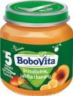 BoboVita deserek brzoskwinie,
