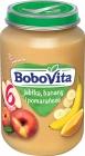 BoboVita deserek jabłka, banany