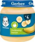 Gerber owoce  Delikatny banan