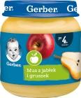Gerber owoce  mus z jabłek
