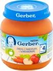 Gerber deser  jabłka z marchewką
