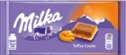 Milka czekolada  Karmelowa