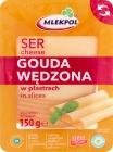 Mlekpol Gouda Wędzona ser