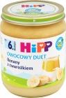 Hipp Owocowy Duet  Banany