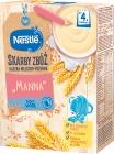 Nestle kaszka mleczna  manna