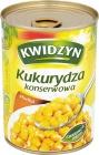Kwidzyn Kukurydza w puszce