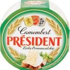 President Camembert ser pleśniowy