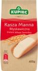 Kupiec Kasza Manna Błyskawiczna