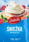 Delecta Śnieżka oryginalna deser