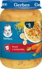 Gerber Kuchnia Polska zupka domowy