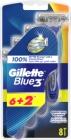 Gillette Blue3 jednorazowe