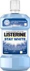 Listerine Stay White bielsze zęby