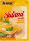 Bakoma ser żółty w plastrach