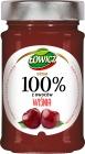 Łowicz Dżem 100% owoców Wiśnia