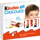 Kinder Chocolate 4 batoniki