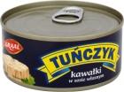 Graal tuńczyk kawałki w sosie