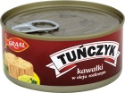 Graal tuńczyk kawałki w oleju
