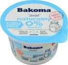 Bakoma jogurt naturalny 0% tłuszczu