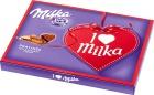 I love Milka 110G  NUT & NOUGAT